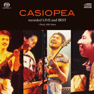 recorded LIVE and BEST〜Early Alfa Years画像