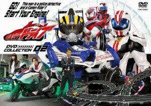 仮面ライダードライブ DVD COLLECTION 02画像