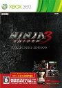 【送料無料】NINJA GAIDEN 3 コレクターズエディション Xbox360版