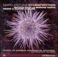 【輸入盤】Messe, Motets: C.jackson / Studiode Musique Ancienne De Montreal (Hyb)画像