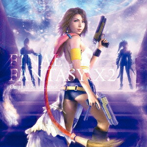 FINAL FANTASY 10-2 Original Soundtrack画像
