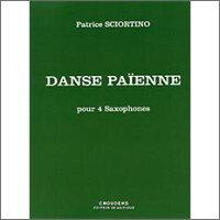 【輸入楽譜】ショルティーノ, Patrice: 異教徒の踊り