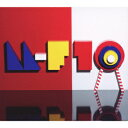 M-F10 -10th Anniversary Best-(2CD+DVD) [ m-flo ]