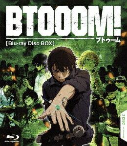 BTOOOM! Blu-ray Disc BOX【Blu-ray】画像
