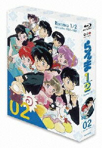 TVアニメーション らんま1/2 Blu-ray BOX 02【Blu-ray】 [ 山口勝平…