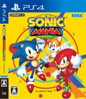 ソニックマニア・プラス PS4版の画像