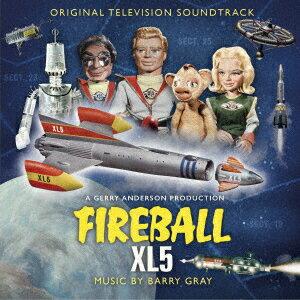 オリジナルTVサウンドトラック 宇宙船 XL-5画像
