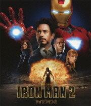 アイアンマン2【Blu-ray】【MARVELCorner】
