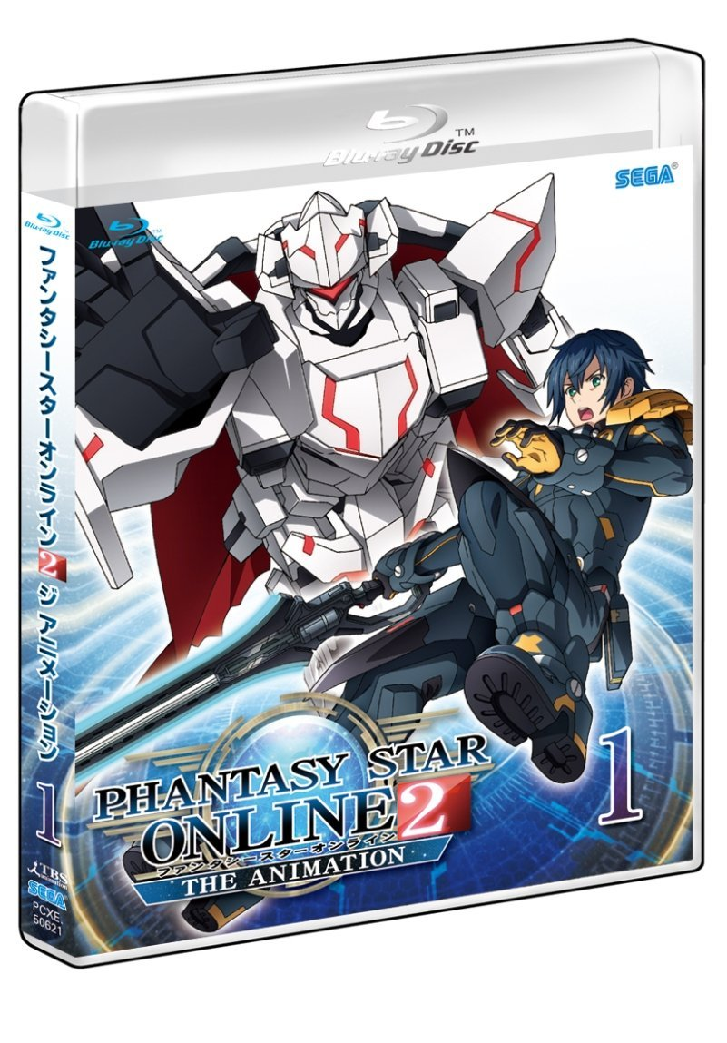 ファンタシースターオンライン2 ジ アニメーション 1【Blu-ray】画像