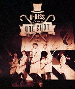 "U-KISS JAPAN ""One Shot"" LIVE TOUR 2016【Blu-ray】"