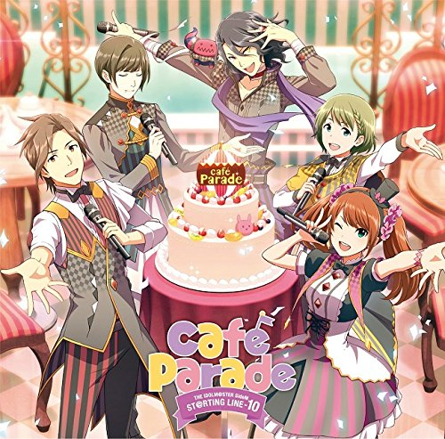 THE IDOLM@STER SideM ST@RTING LINE 10 Cafe Parade画像