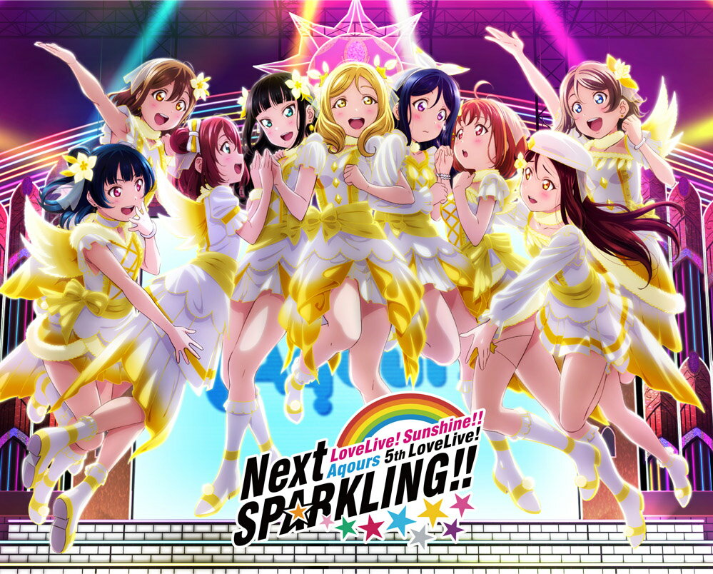 キッズアニメ, その他 !!! Aqours 5th LoveLive! Next SPARKLING!! Blu-ray Memorial BOX()Blu-ray Aqours