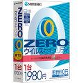 ZERO ウイルスセキュリティ 1台用 4OS
