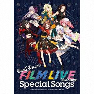 劇場版「BanG Dream! FILM LIVE 2nd Stage」Special Songs【Blu-ray付生産限定盤】