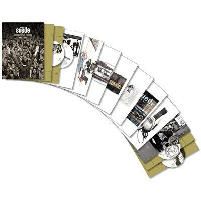 【輸入盤】Beautiful Ones: The Best Of Suede 1992 - 2018 (4CD BOX)画像