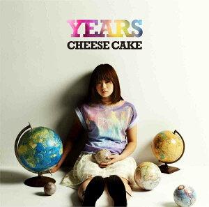 【楽天ブックスならいつでも送料無料】【こちらの商品と対象の新作CDで10倍】YEARS [ CHEESE CA...