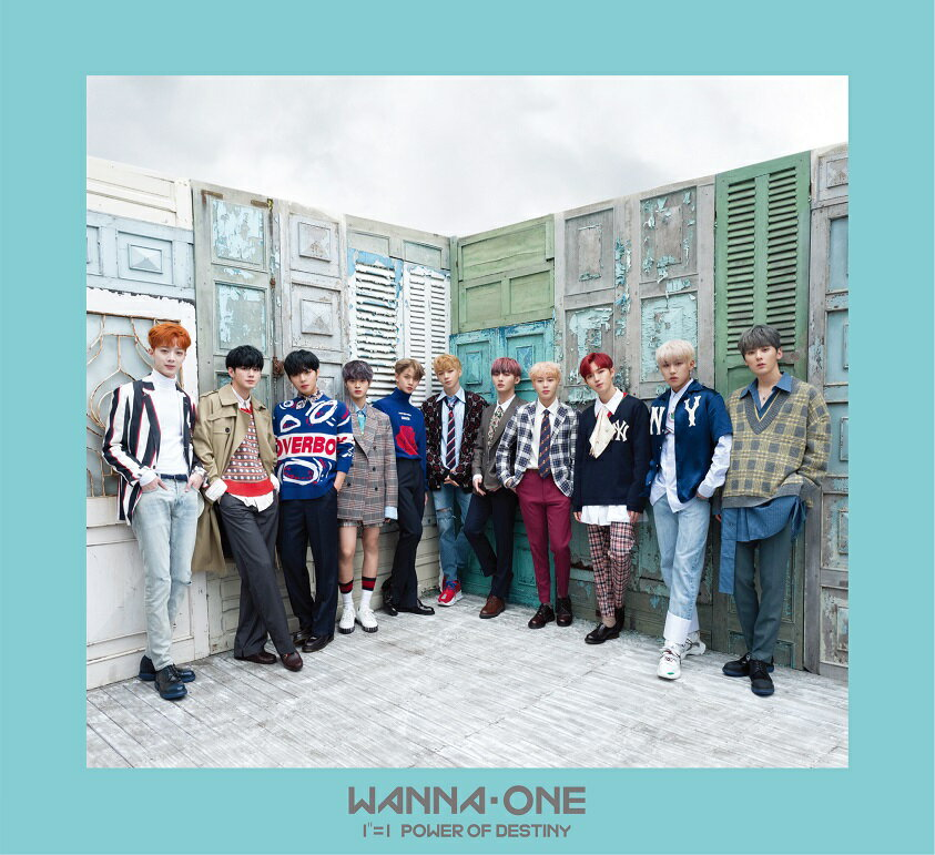 1(11)=1(POWER OF DESTINY)-JAPAN EDITION- Romance ver. (CD+DVD)画像