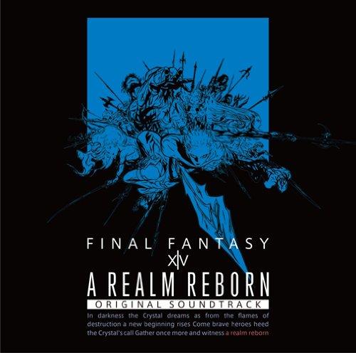 アニメ, キッズアニメ A REALM REBORNFINAL FANTASY 14 Original Soundtrack Blu-ray Disc MusicBlu-ray