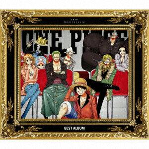 ONE PIECE 20th Anniversary BEST ALBUM (初回限定豪華版 CD+Blu-ray)画像