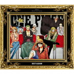 ONE PIECE 20th Anniversary BEST ALBUM (初回限定豪華版 CD+Blu-ray) [ (V.A.) ]