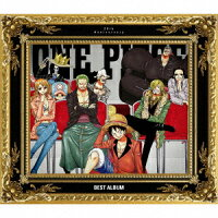 ONE PIECE 20th Anniversary BEST ALBUM (初回限定豪華版 CD+Blu-ray)