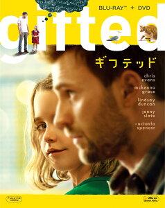 gifted/ギフテッド(ブルーレイ&DVD/2枚組)【Blu-ray】