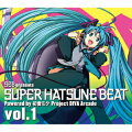 SEB presents SUPER HATSUNE BEAT VOL.1