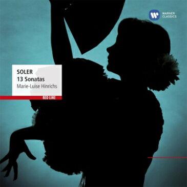 【輸入盤】鍵盤楽器のためのソナタ集 ヒンリヒス(ピアノ) [ ソレル(1729-1783) ]
