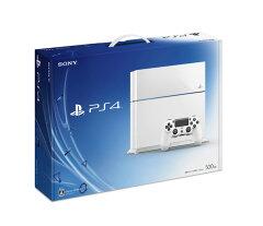 【楽天ブックスならいつでも送料無料】PlayStation 4 グレイシャー・ホワイト