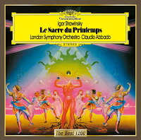 ストラヴィンスキー:バレエ≪春の祭典≫(1947年版) バレエ≪プルチネルラ≫(1947年版)