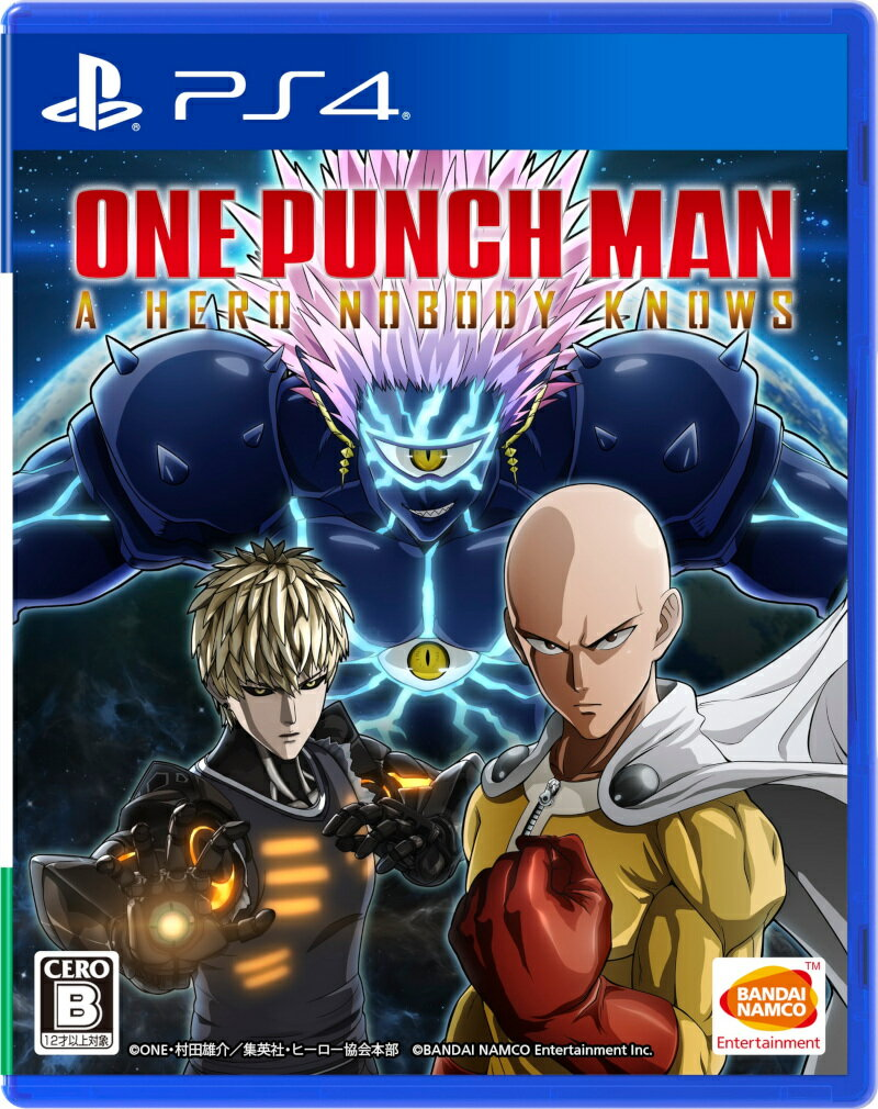 ONE PUNCH MAN A HERO NOBODY KNOWS画像