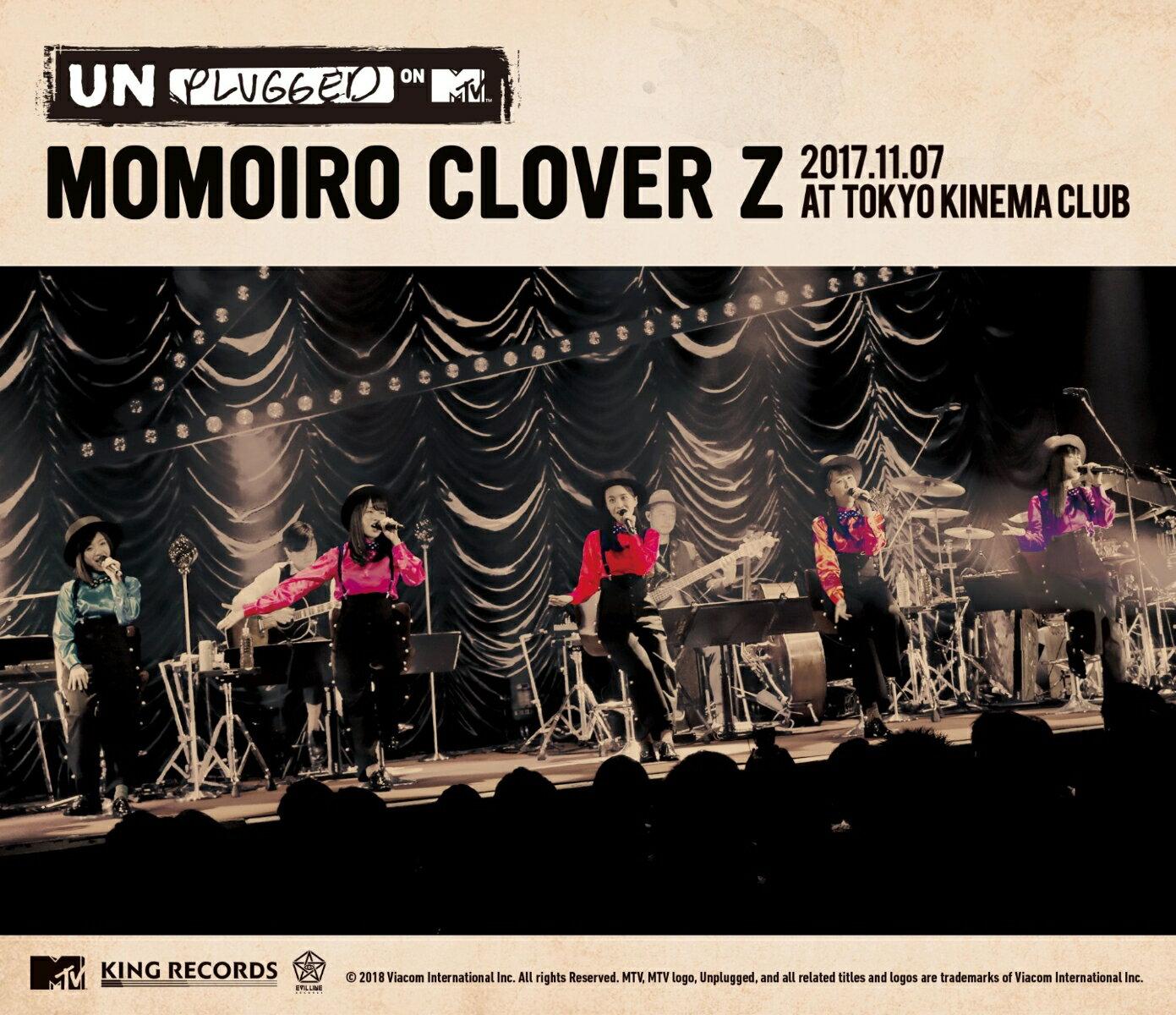 MTV Unplugged:Momoiro Clover Z LIVE Blu-ray【Blu-ray】