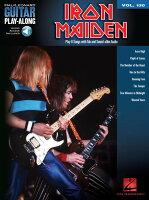 【輸入楽譜】アイアン・メイデン: ギター・プレイ・アロング 第130巻: アイアン・メイデン/TAB譜: オーディオ・オンライン・アクセスコード付