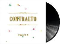 CONTRALTO<完全生産限定アナログレコード(LP)>