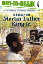 A Lesson for Martin Luther King Jr. LESSON FOR MARTIN LUTHER KING (Ready-To-Read Cofa) [ Rodney S. Pate ]
