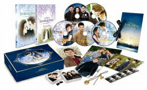 """ブレイキング・ドーンPart2/トワイライト・サーガ DVD&Blu-rayコンボプレミアムBOX microSD&『ブレイキング・ドーンPart1Extended Edition』DVD付 """"Always"""" ツインエディション 【3,000セット限定】【Blu-ray】"""