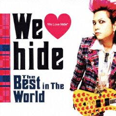 hideのアルバムのジャケット写真
