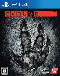 【楽天ブックスならいつでも送料無料】【初回封入特典付き】Evolve PS4版