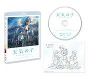 「天気の子」Blu-rayスタンダード・エディション【Blu-ray】