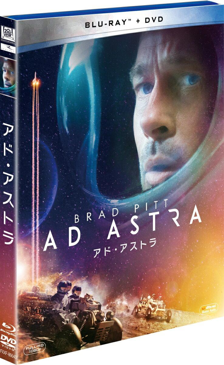 アド・アストラ 2枚組ブルーレイ&DVD【Blu-ray】
