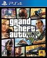 Grand Theft Auto V PS4版