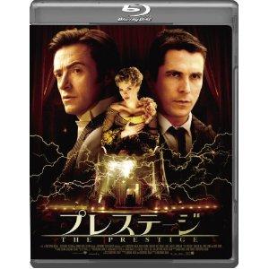 プレステージ【Blu-ray】 [ ヒュー・ジャックマン ]