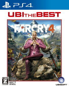 ユービーアイ・ザ・ベスト ファークライ4 PS4版