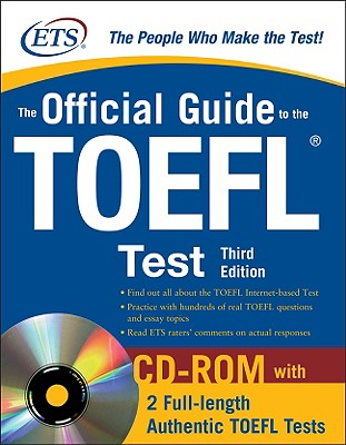 OFFICIAL GD TOEFL TEST 3/E(W/CDROM) [ MCGRAW-HILL ]
