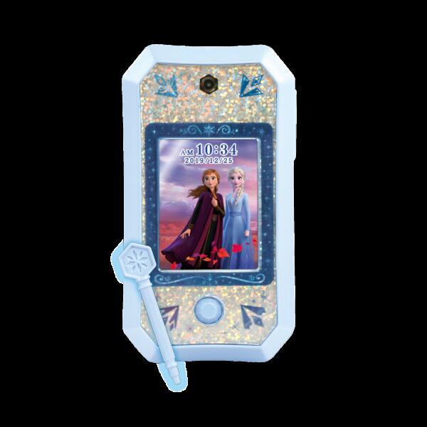 アナと雪の女王2 キラキラスマートパレット アイスブルー 初回特典付