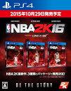 NBA 2K16 PS4版