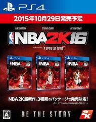 【楽天ブックスならいつでも送料無料】【初回封入特典】NBA 2K16 PS4版