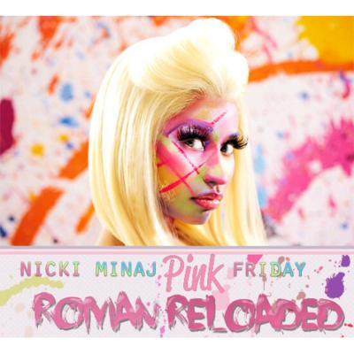 【送料無料】【輸入盤】 Pink Friday… Roman Reloaded [ Nicki Minaj ]