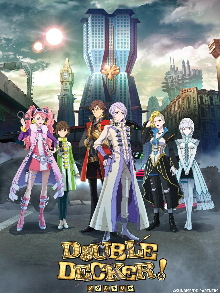 DOUBLE DECKER! ダグ&キリル 3(特装限定版)【Blu-ray】 [ 三上哲 ]画像