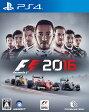 F1 2016 PS4版